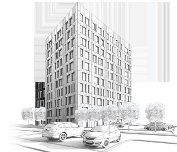 Budynek Żoliborz One